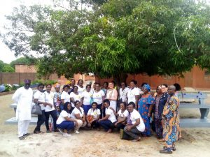 Le Club Cotonou Améthyste