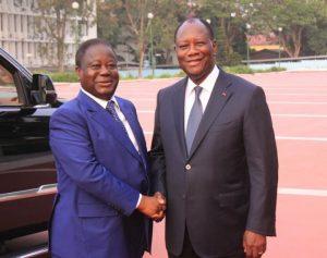 Ado et Henry Konan Bedié, alliés jusqu'à quand ?