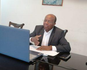 Emmanuel Golou, président IPE, l'un des initiateurs du webinaire