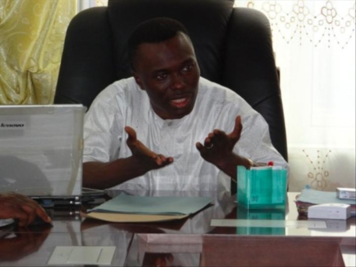 Atao Hinnouho, député mis en cause dans le trafic de la vente de faux médicaments