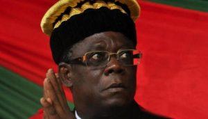 Théodore Holo, Président de la Cour constitutionnelle-Bénin