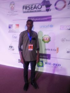 Yacoub Bitotcho, Président de RSE-Bénin